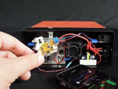 """BLE Reflow Oven Controller """"REFLO"""""""