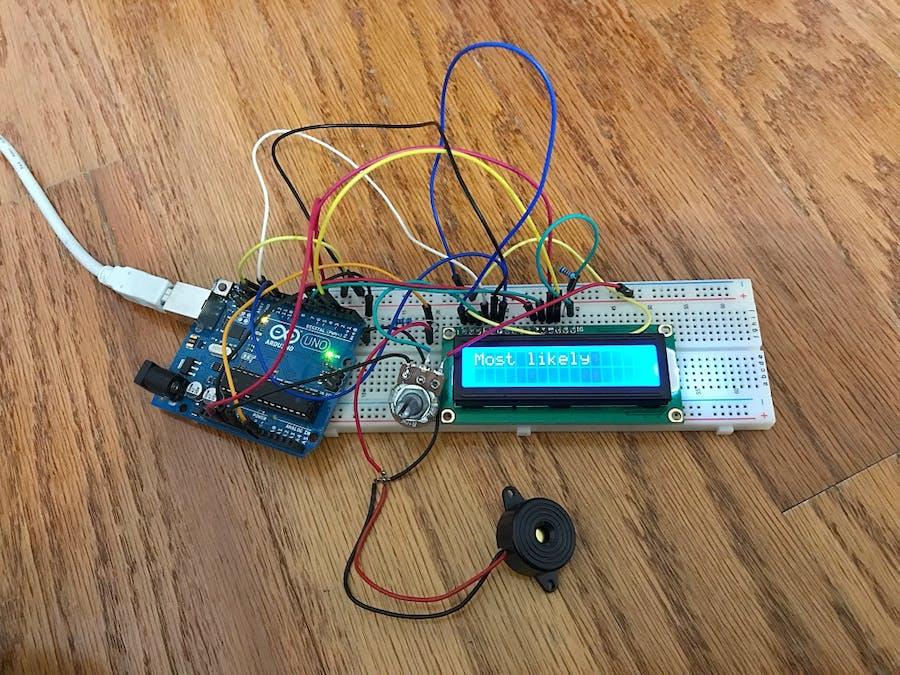 Magic 8 Arduino