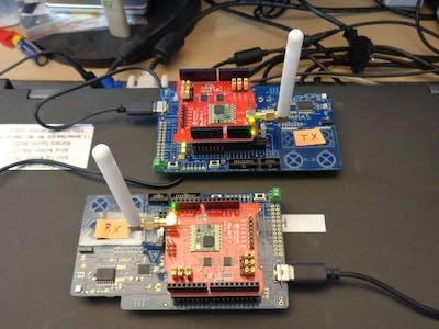 Cypress PSoC 6 MCU goes LoRa