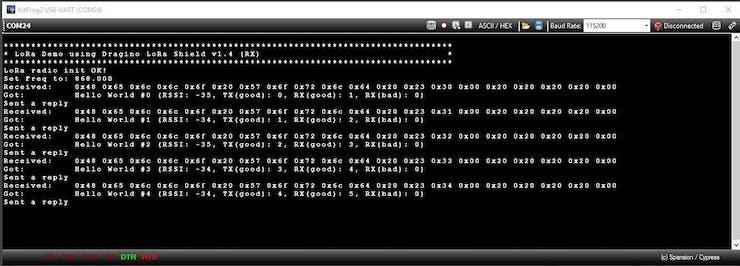 Cypress PSoC 6 MCU goes LoRa - Hackster io