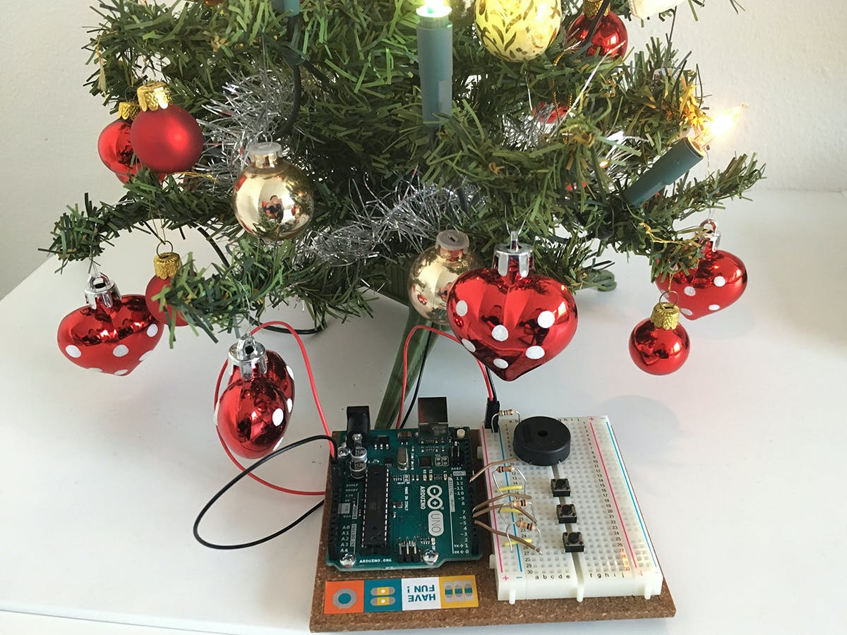 Piezo Christmas Songs