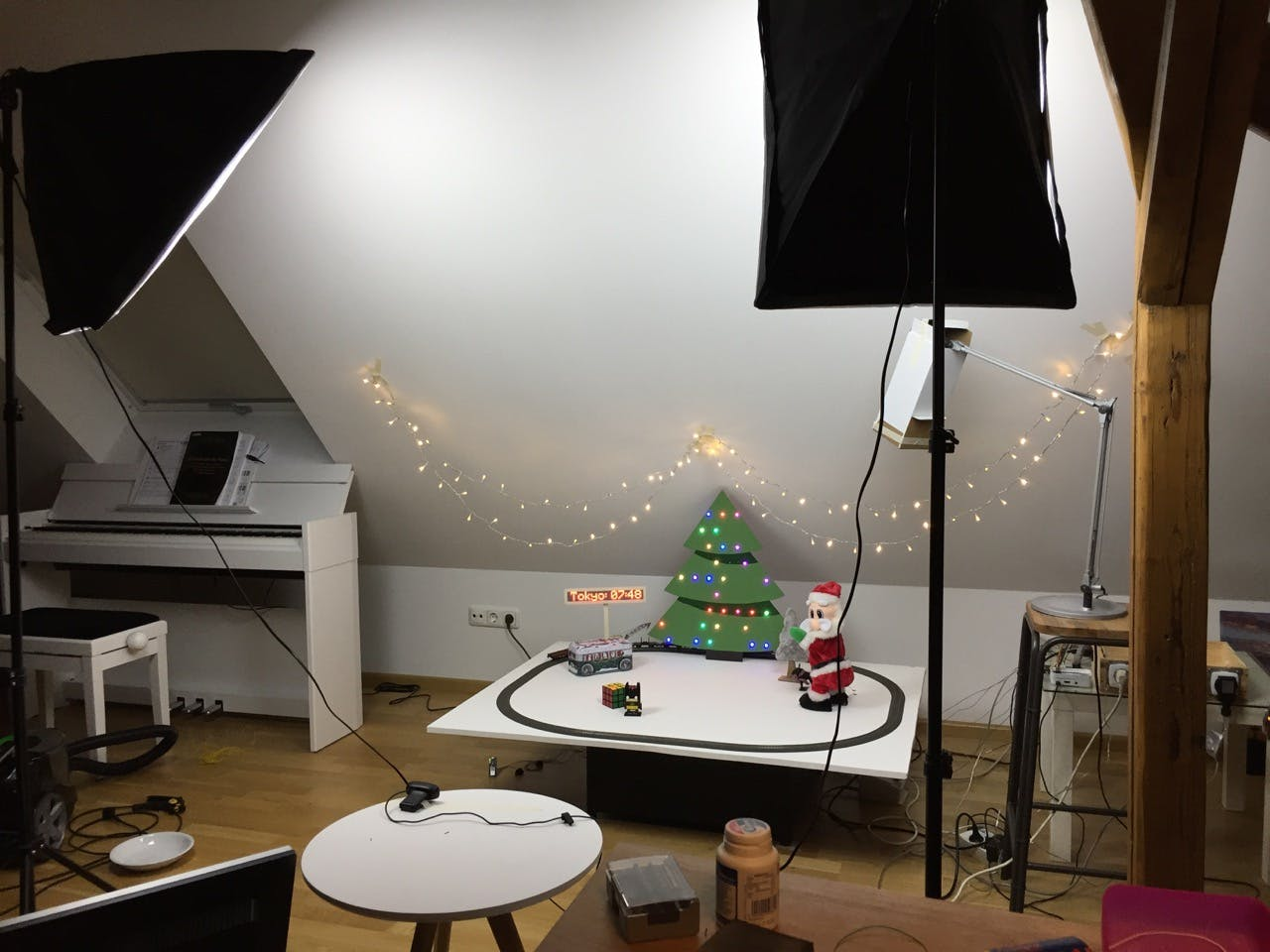 I Let Everyone on the Internet Control My X-Mas Decoration - Hackster io