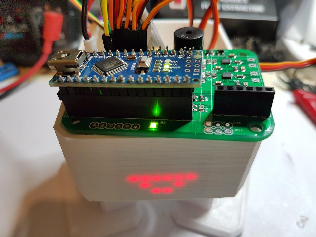 Otto Diy Pcb Elelectronic Circuit Maker Assembly Washing Machine Board