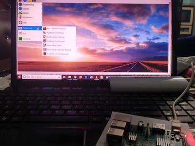 How To Raspberry Pi 3 GUI Remotely On Laptop/Desktop