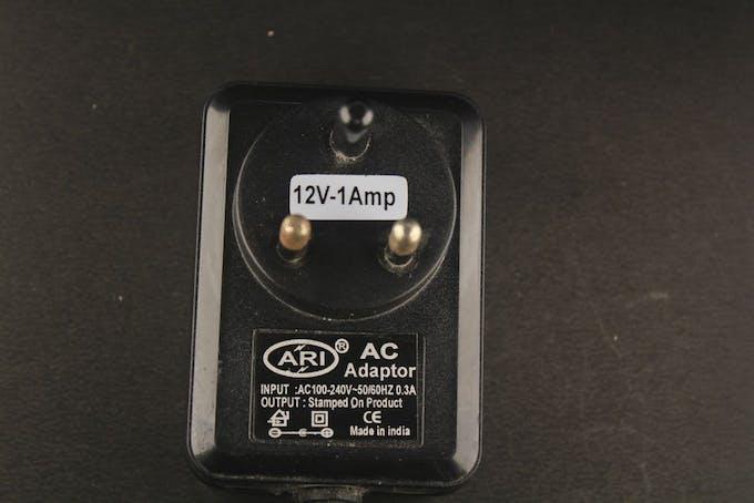 12V 1A DC Supply