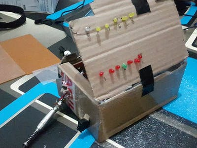 Arduino Guitar Tuner