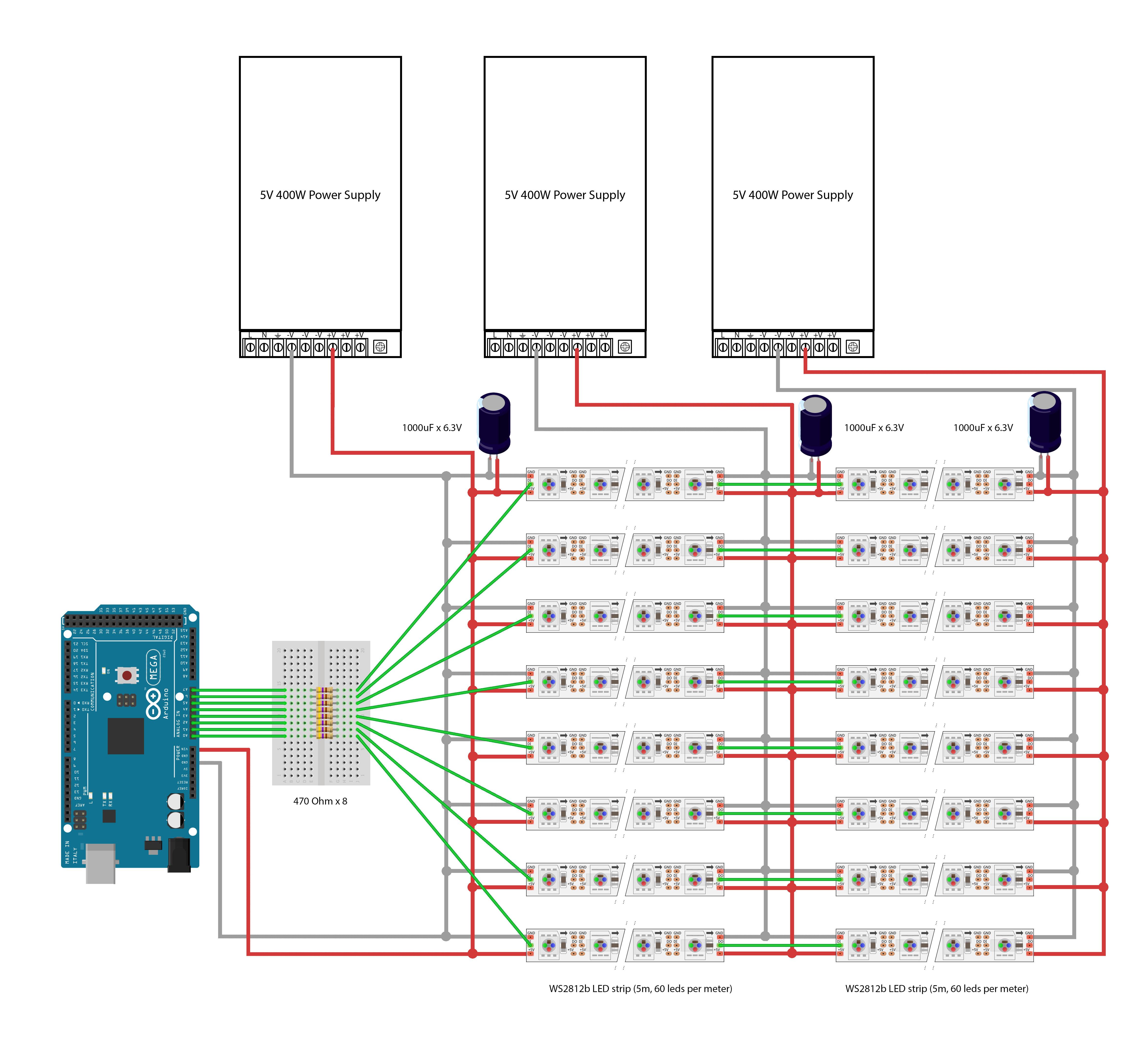 Leds marquee circuit ceg4mv5s6l