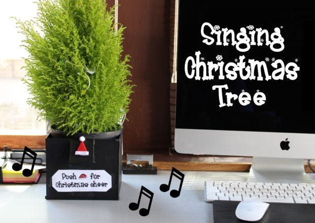 Arduino Christmas Cheer!