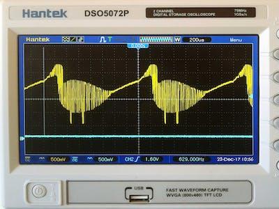 Arduino Due Arbitrary Waveform Generator