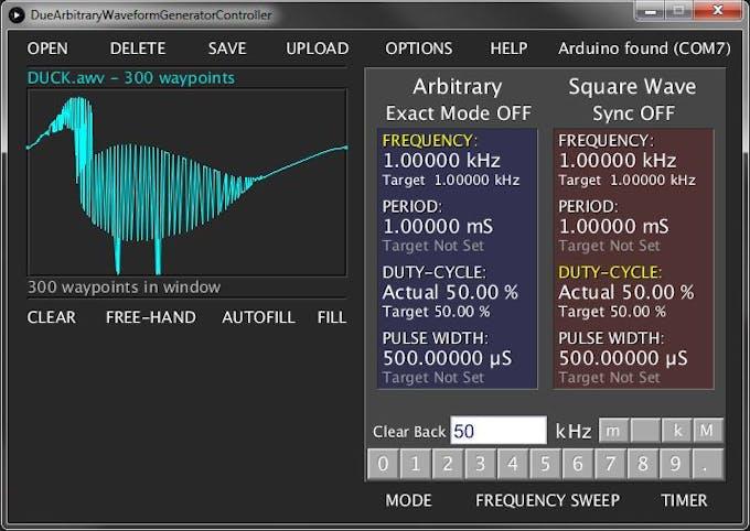 300 Waypoints Mode