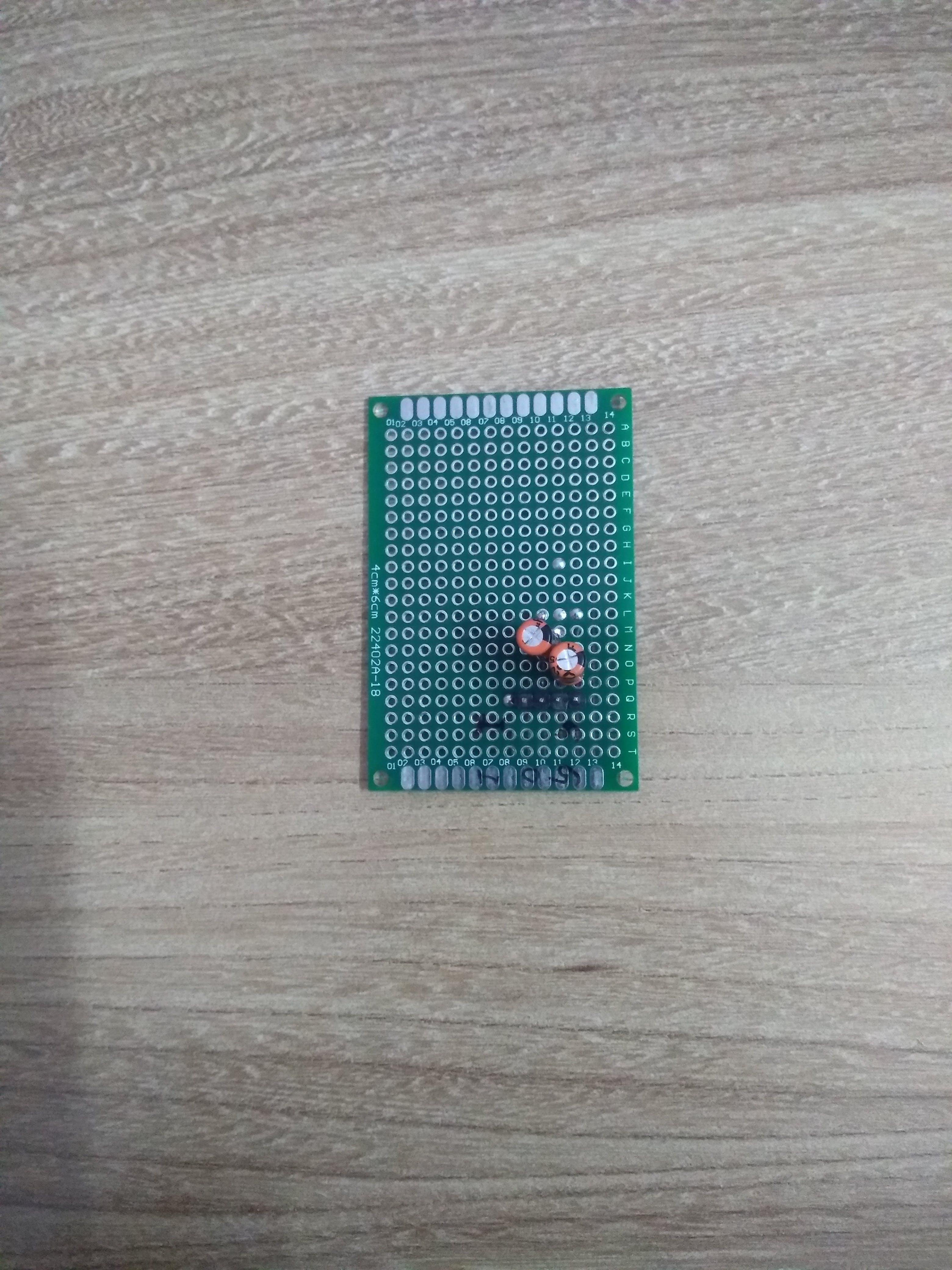 3.3V Regulator