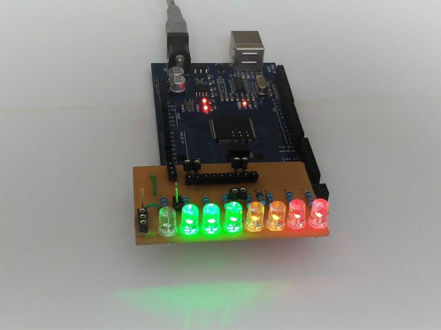 Sequential LED Lighting