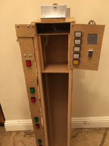 Mini Elevator - Arduino Project Hub