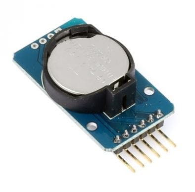 DS1307 or DS3231 - RTC Module (Real Time Clock)