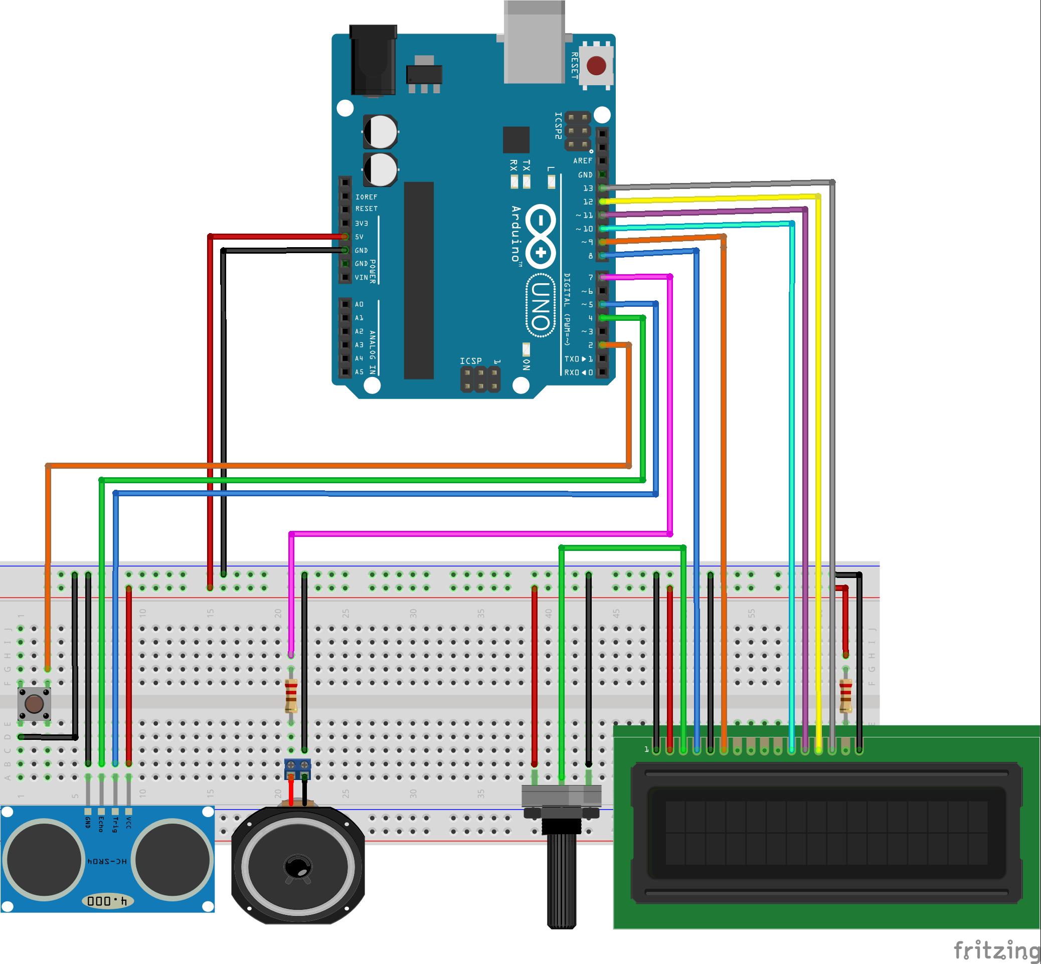 Door Alarm With Display The Schematic Of Circuit Dooralarm Bb 24dyy9blme