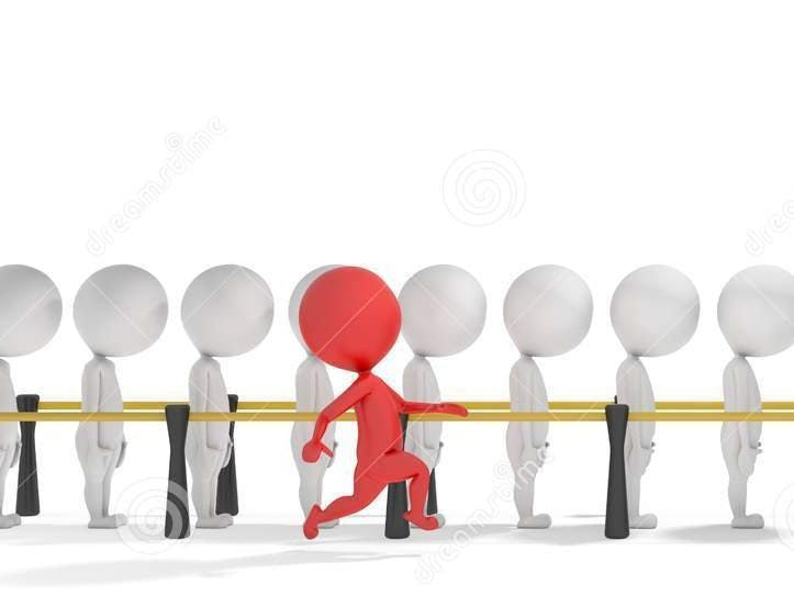 Smart queue