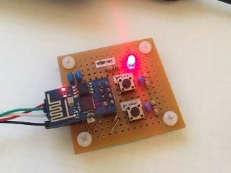 ESP-01 Programming board