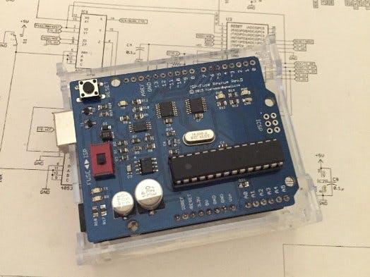 Atmega fuse rescue arduino project hub
