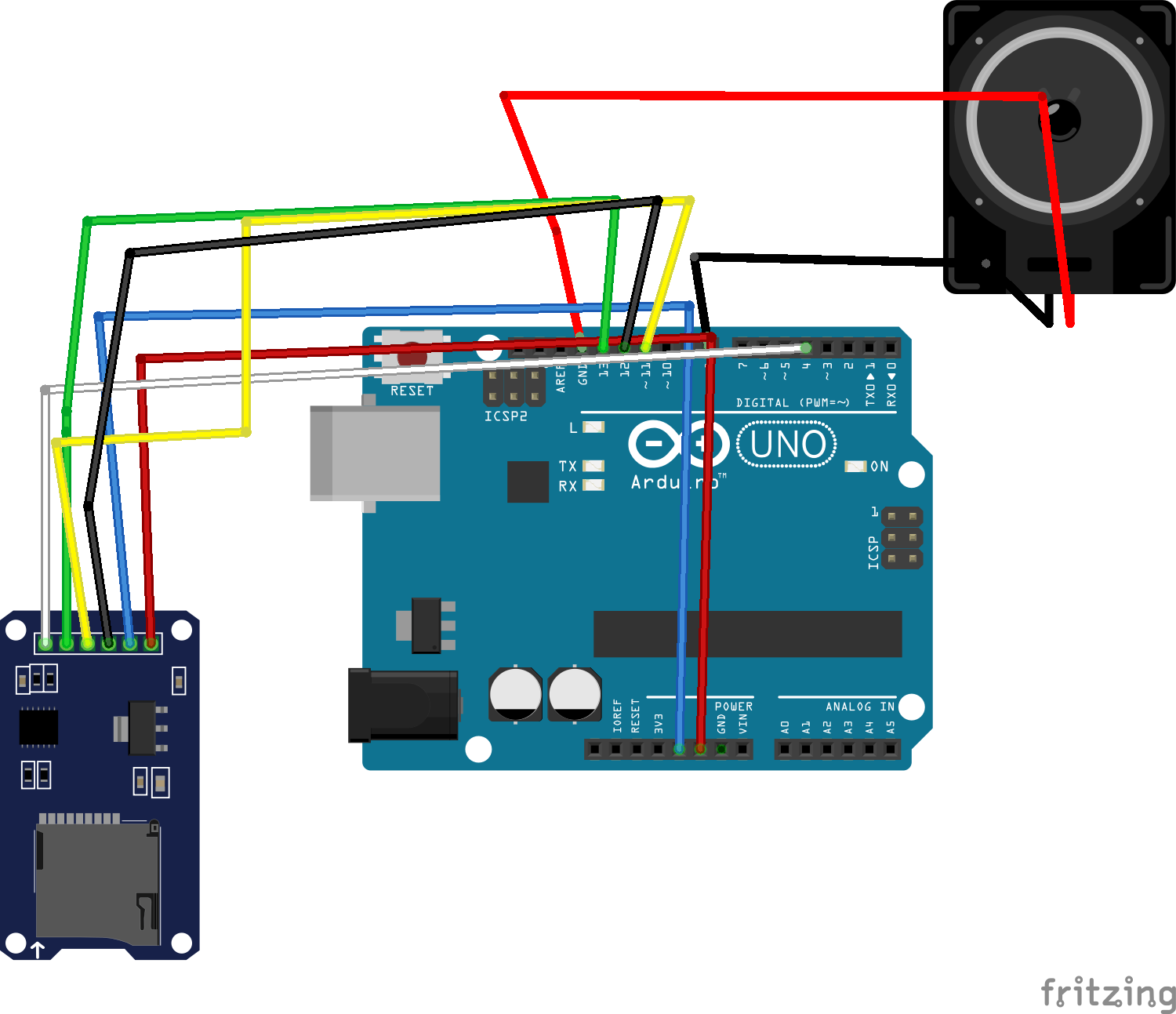 Arduino download file to sd card