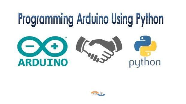 Programming Arduino Using Python!!!