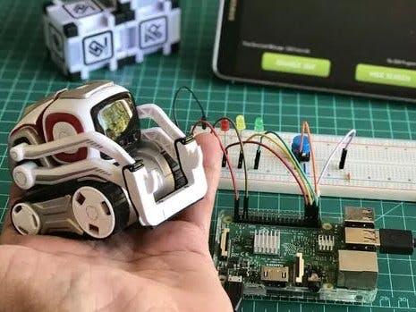 When COZMO the Robot Meets Raspberry Pi - Hackster io
