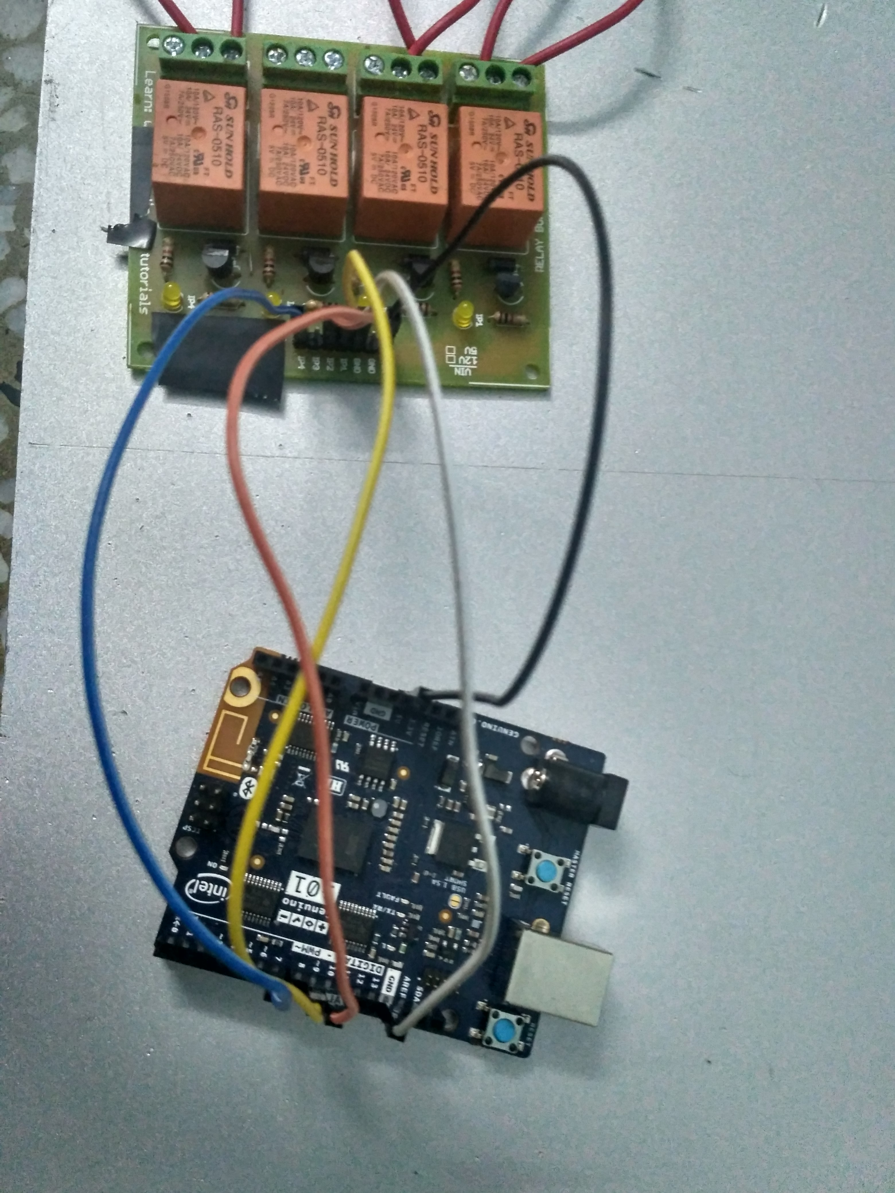 Home Automation With Arduino 101 Using Bluetooth Low Energy Wiring Relay Board Img 20171228 205038 Hdr Fga7fizle9