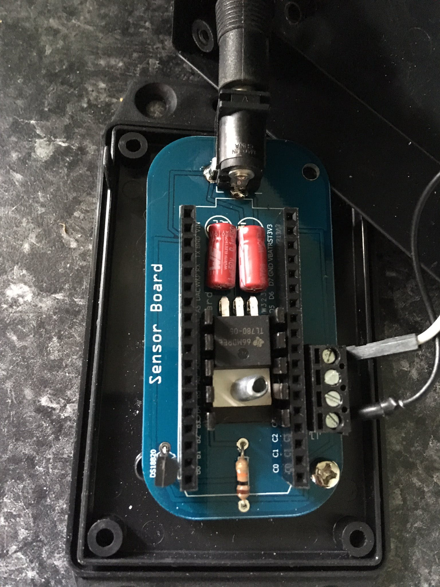 An Earlier Model Without Relay