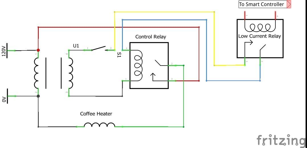 Interupting Control Circuit to remote control