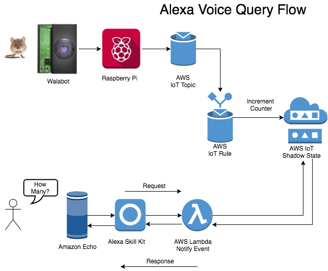 Voice Query Flow