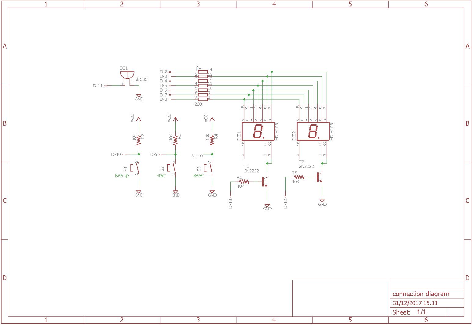 Easy Countdown With Buzzer 12 Volt 15 Second Timer Circuit Diagram Xirtvctjg1