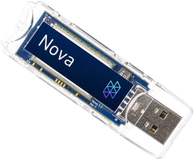 USB 3G Nova Hologram dongle