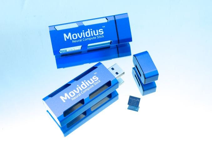 Movidius Neruo Computing Stick