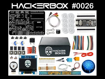 HackerBox 0026: BioSense