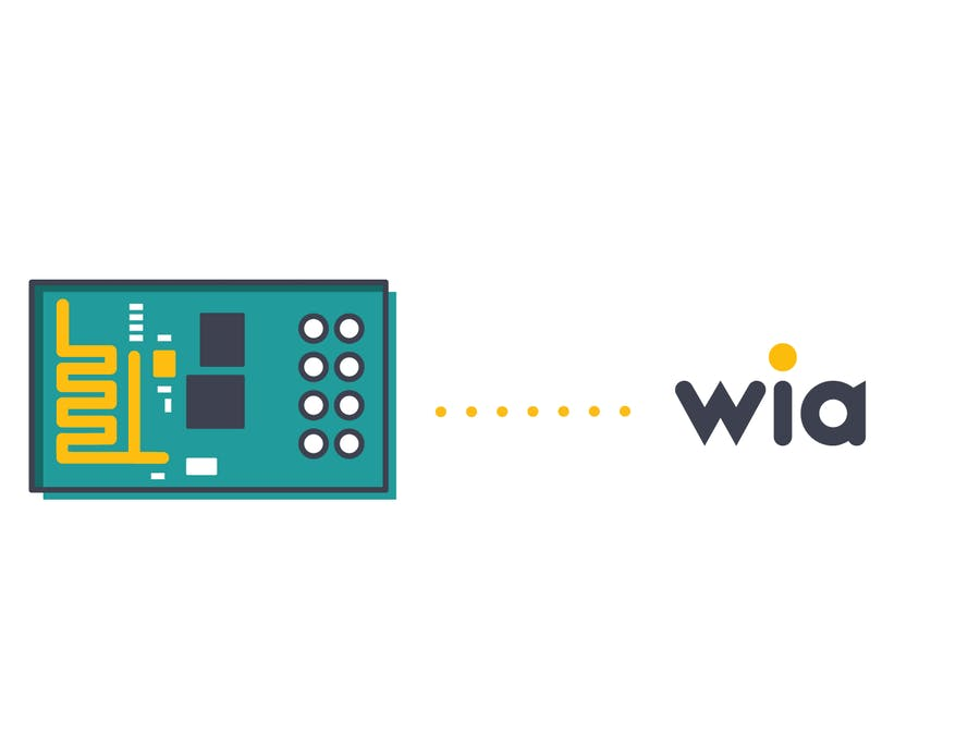 Send Events from an ESP8266 to Wia - Hackster io