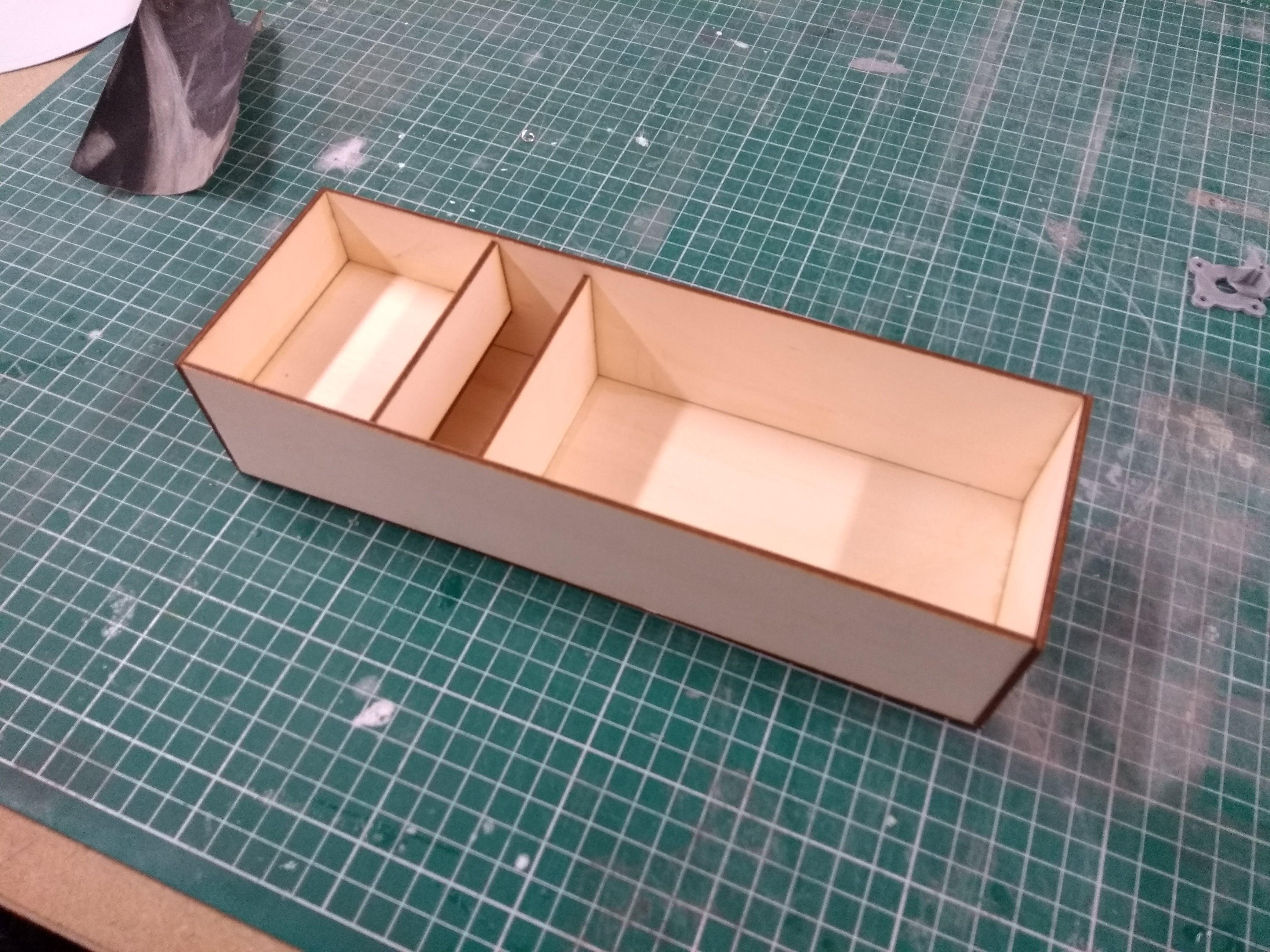 Concept Model Base Unit