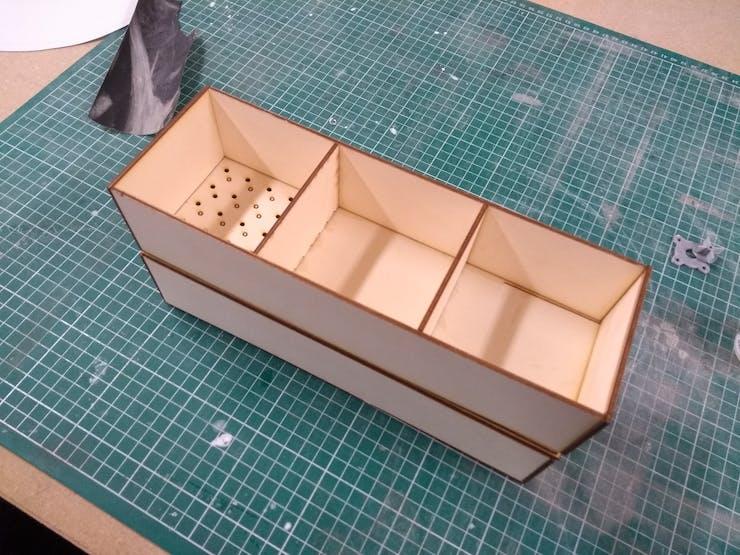 Concept Model Planter Unit