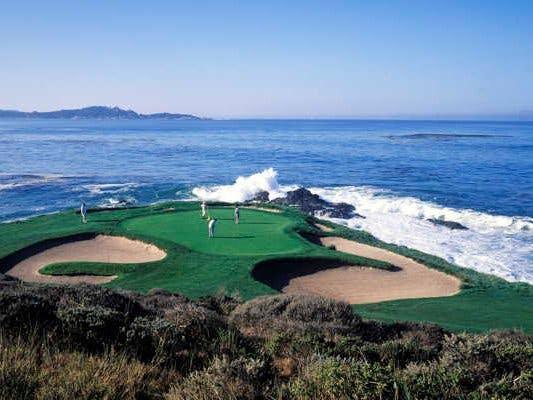 Golf Course Optimization with Raspberry Pi and Hologram Nova