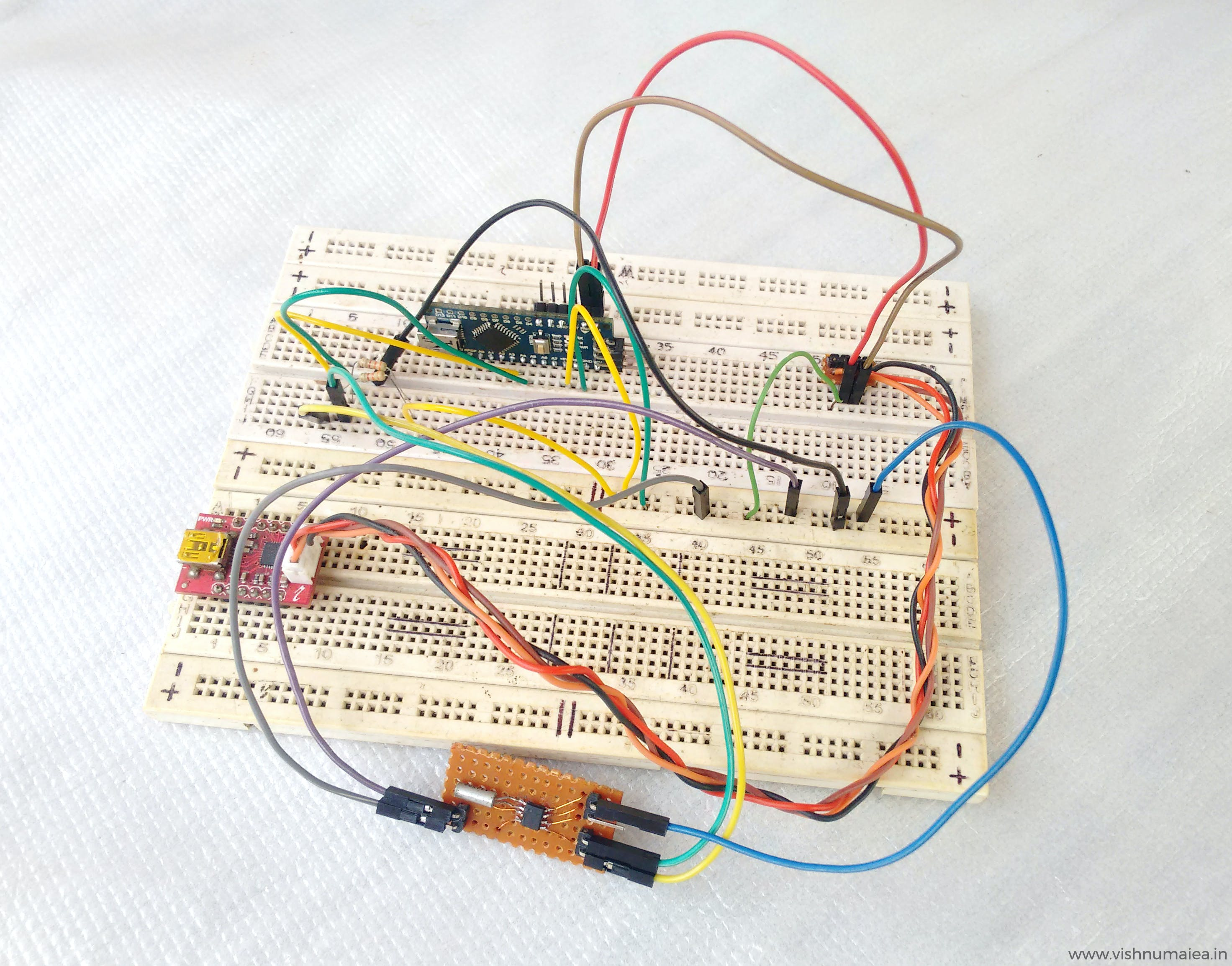 Good friend breadboard!