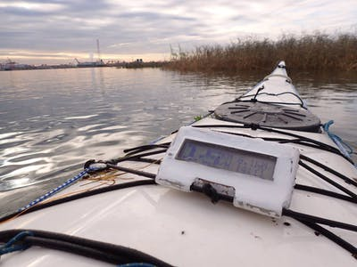 Kayak GPS Navigation