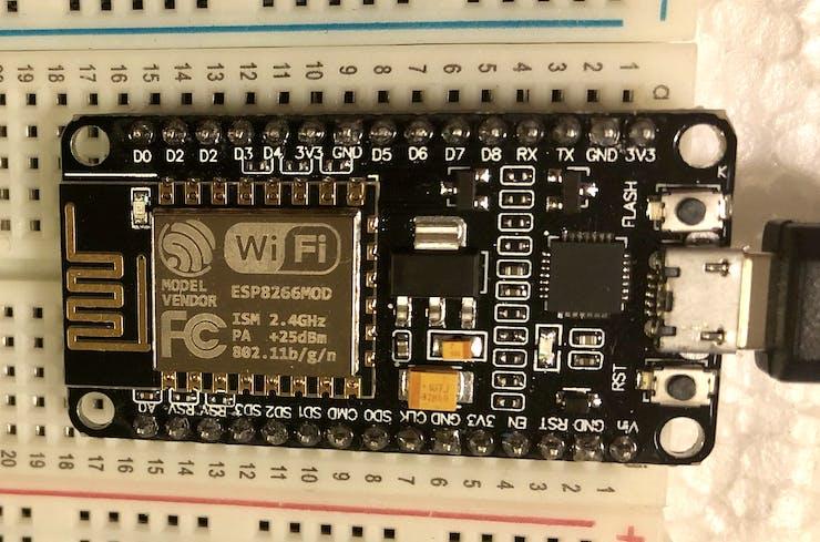 ESP8266 Wireless chip