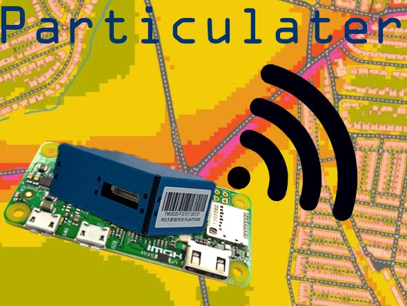 Particulater: Air Quality Monitoring for Everyone