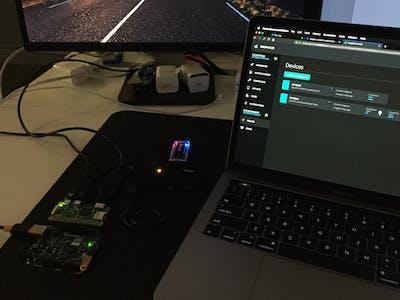 Bluetooth LE IoT Gateway