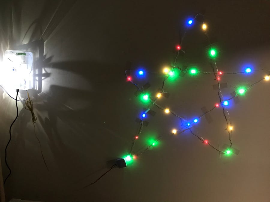 IOT Remote Control Nightlight for Children's Room