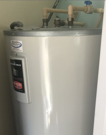 This really is my hot water heater