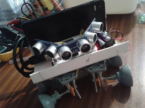 Andruino R2: Low cost ROS cloud robot