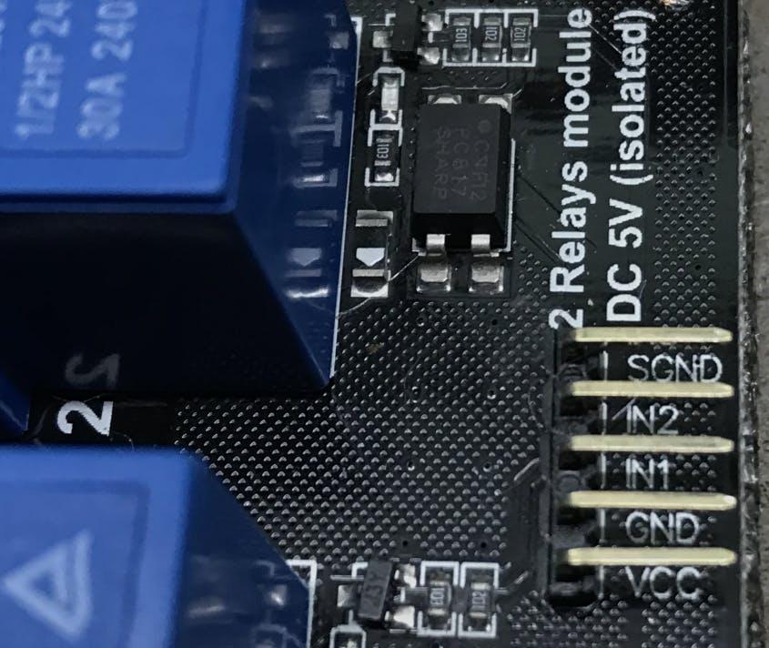 RobotDyn 30A/240v relay module