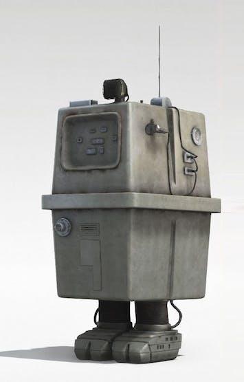 Gonk droid in Star Wars: Battlefront