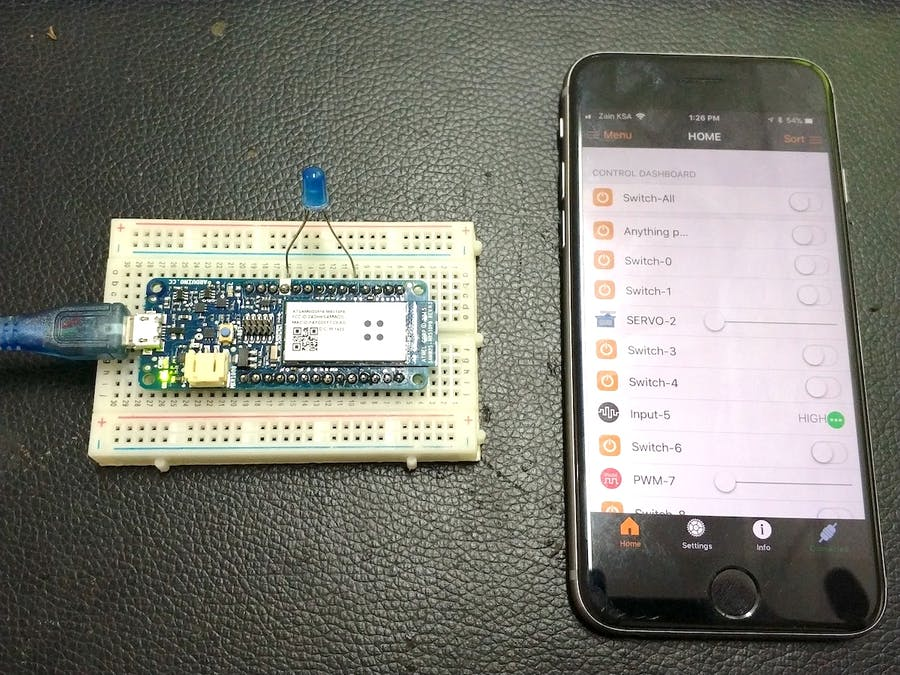 Arduino MKR1000 Kit