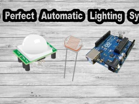The PerfectAutomatic Lighting System Using Arduino + LDR ...