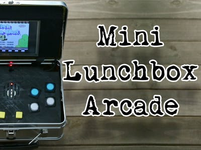 Mini Lunchbox Arcade!